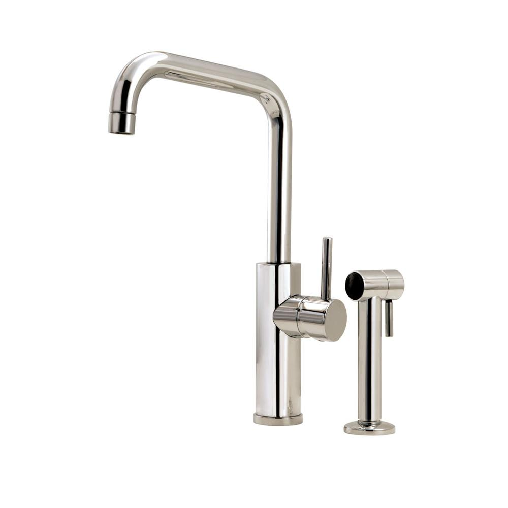 Aquabrass Single Hole Kitchen Faucets item ABFK3305S215