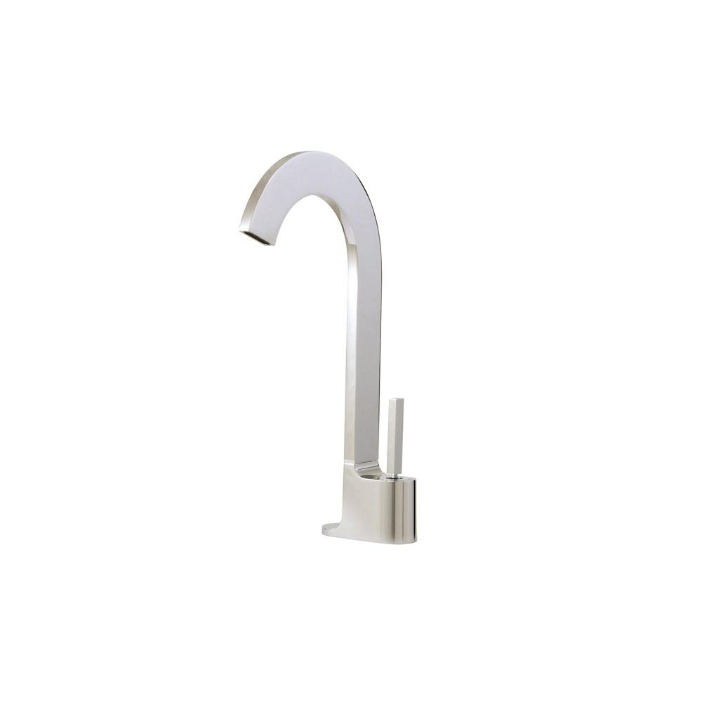 Aquabrass Vessel Bathroom Sink Faucets item ABFB39520BK
