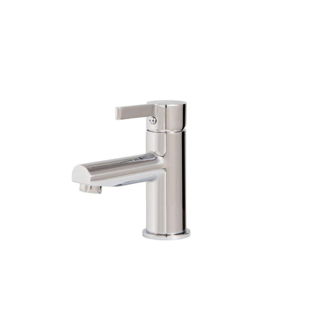 Aquabrass Single Hole Bathroom Sink Faucets item ABFB68014200