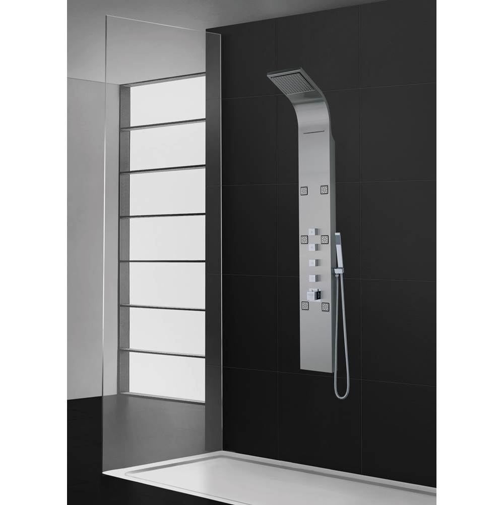 Aquamassage Canada Shower Panels Shower Systems item PD-811-S
