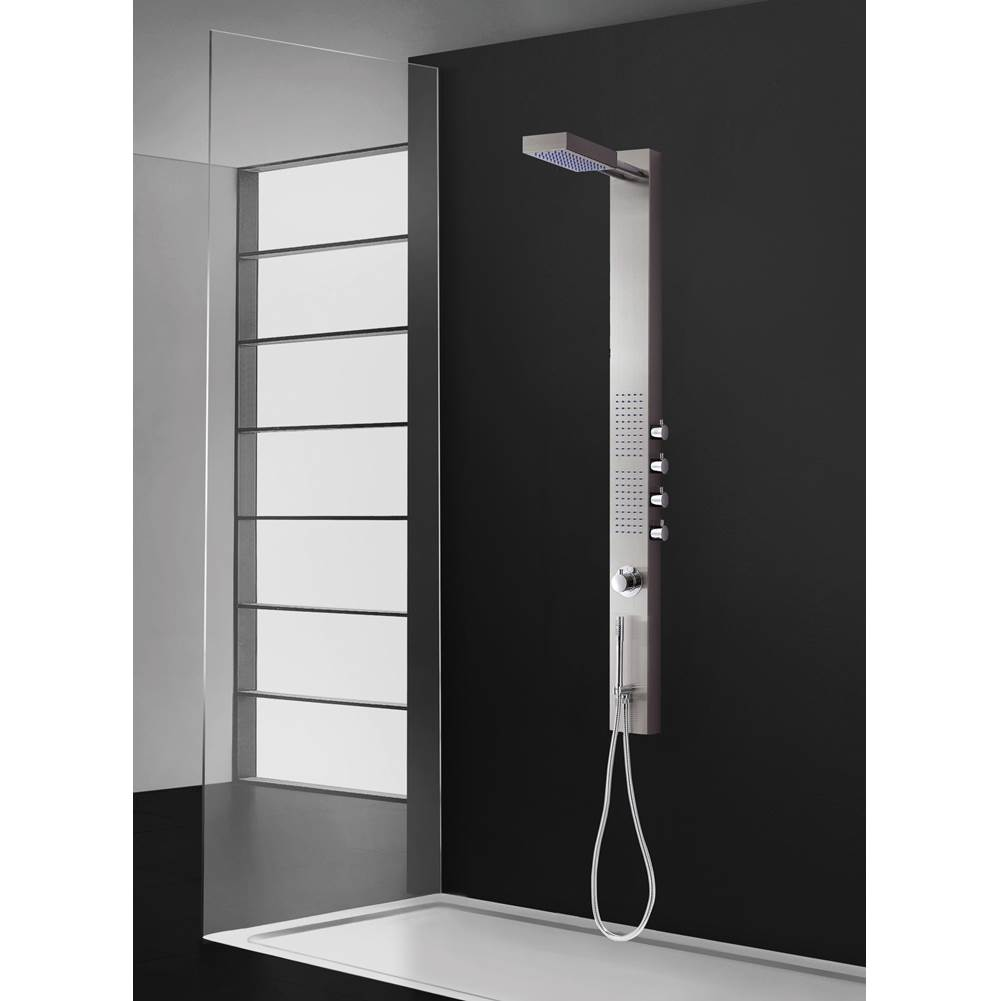 Aquamassage Canada Complete Systems Shower Systems item PD-870-S