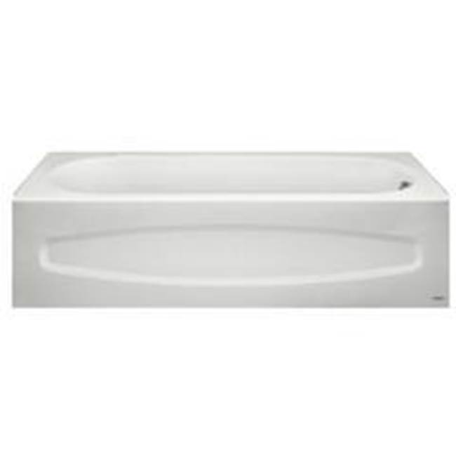 American Standard Canada Three Wall Alcove Soaking Tubs item 0182000.021