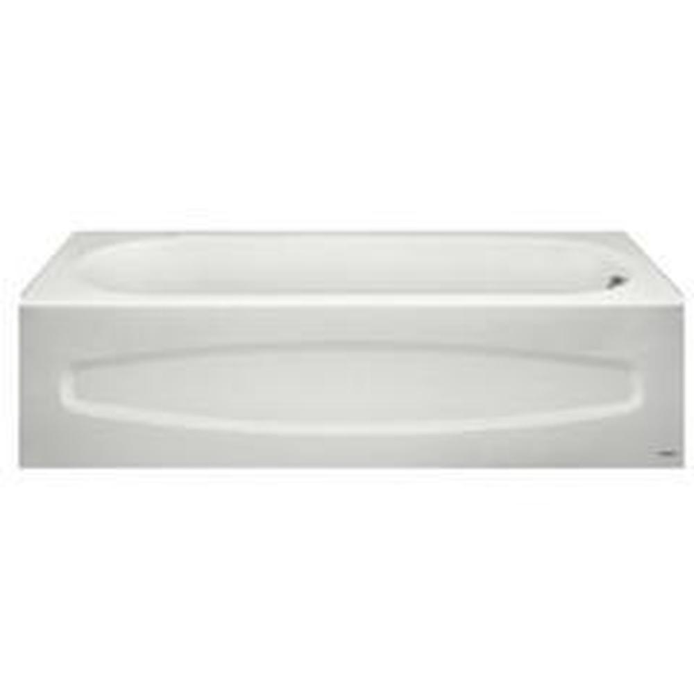 American Standard Canada Three Wall Alcove Soaking Tubs item 0184000.020