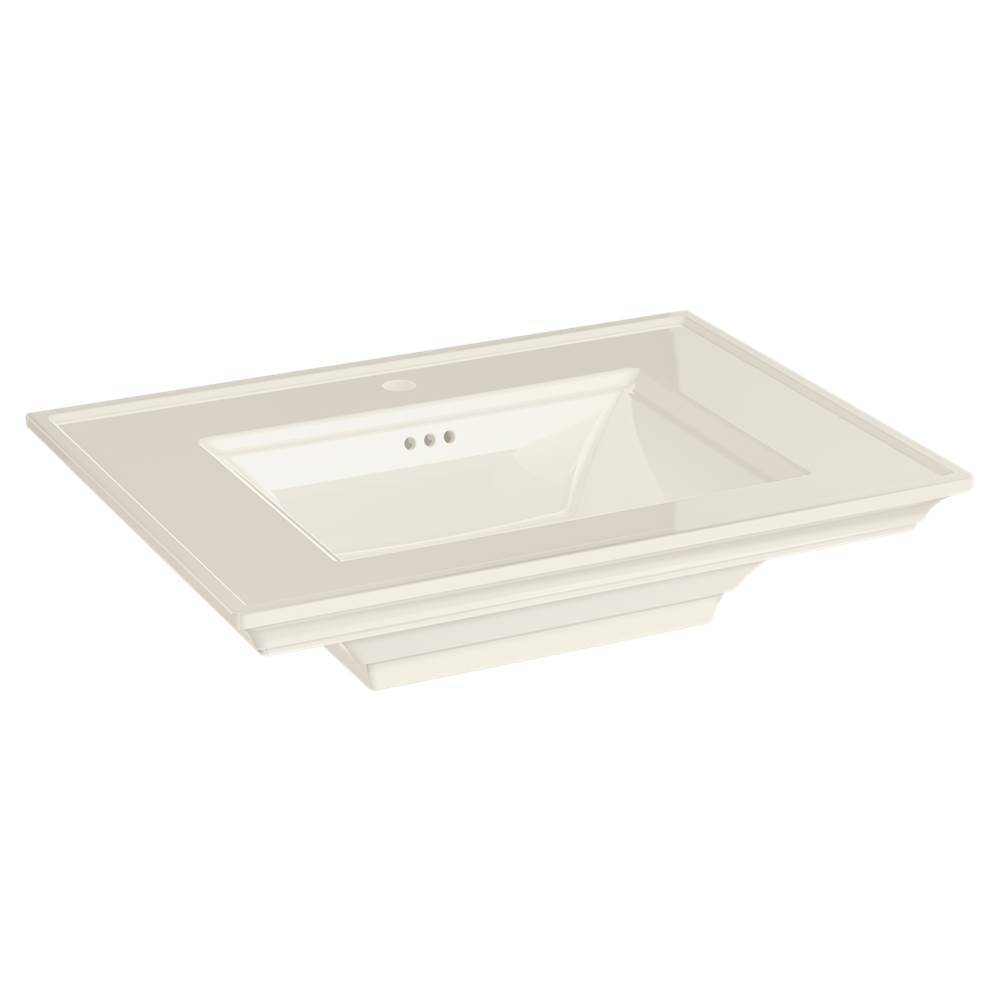 American Standard Canada Vessel Only Pedestal Bathroom Sinks item 0297008.222