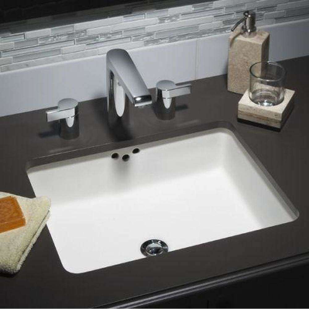 American Standard Canada Undermount Bathroom Sinks item 0315000.020
