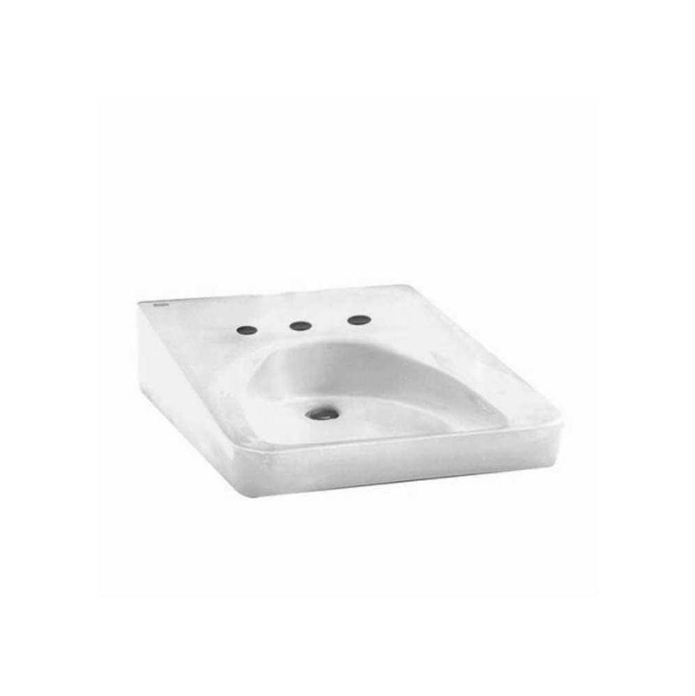 American Standard Canada Wall Mount Bathroom Sinks item 9140013.020