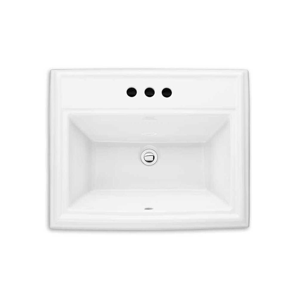 American Standard Canada Drop In Bathroom Sinks item 0700001.020