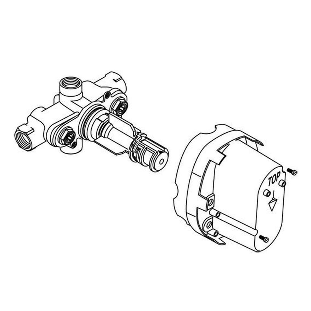 American Standard Canada Parts The Water Closet Etobicoke Urinal Wiring Diagram Faucet Item R510