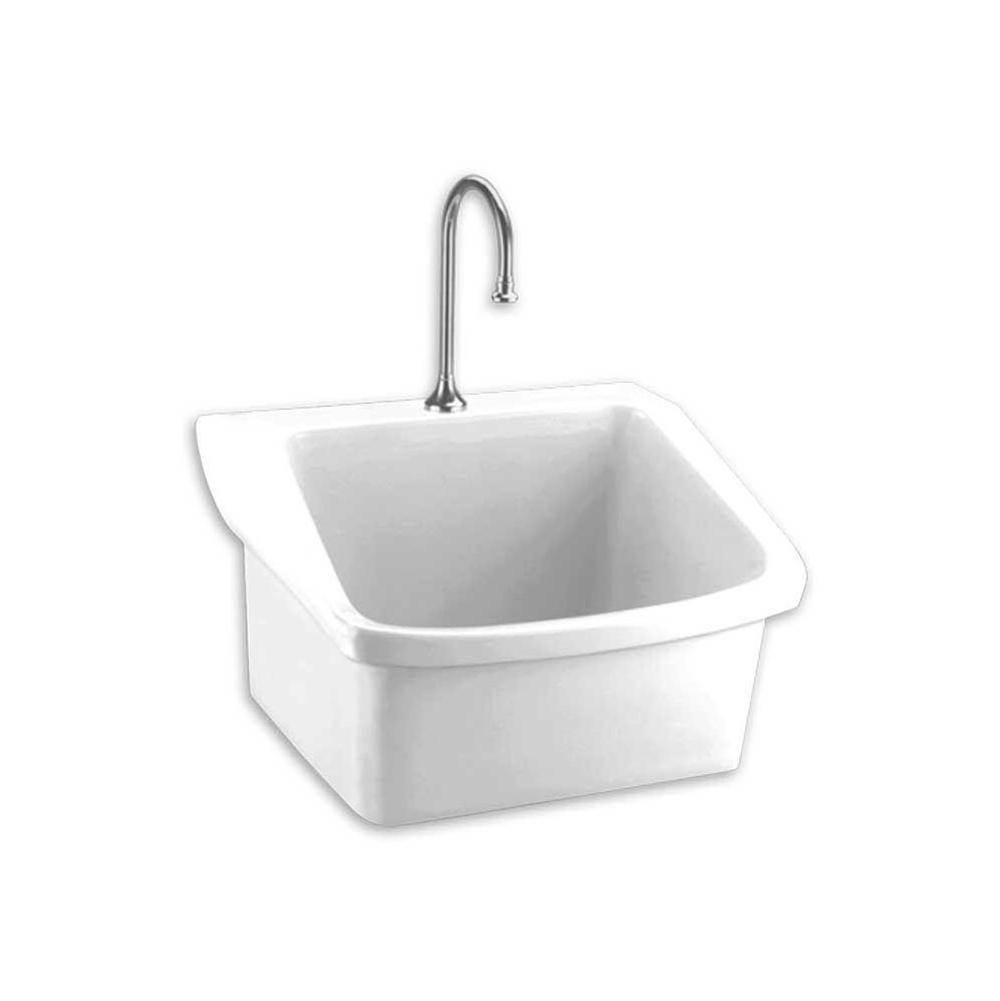 Superieur American Standard Canada Wall Mount Laundry And Utility Sinks Item  9047044.020