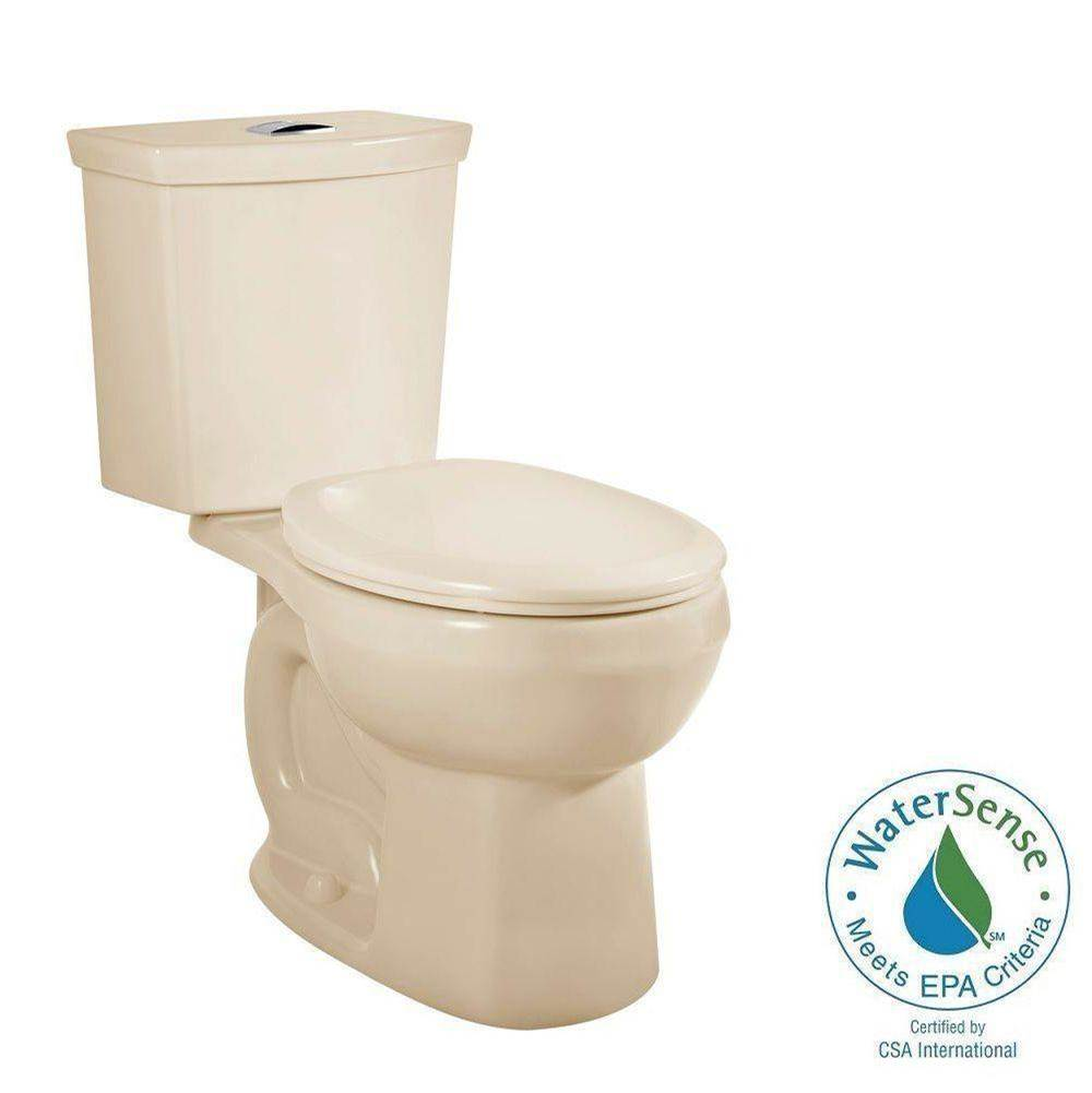 Two Piece Floor Mount White The Water Closet