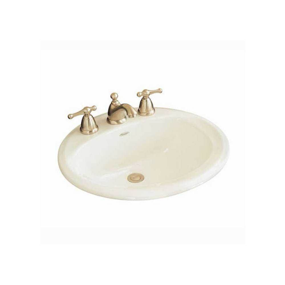 American Standard Canada Drop In Bathroom Sinks item 0491019.222