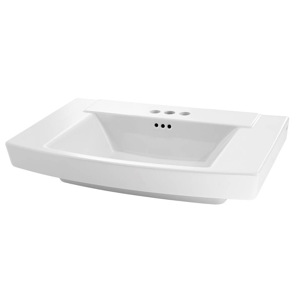 American Standard Canada Vessel Only Pedestal Bathroom Sinks item 0328004.020