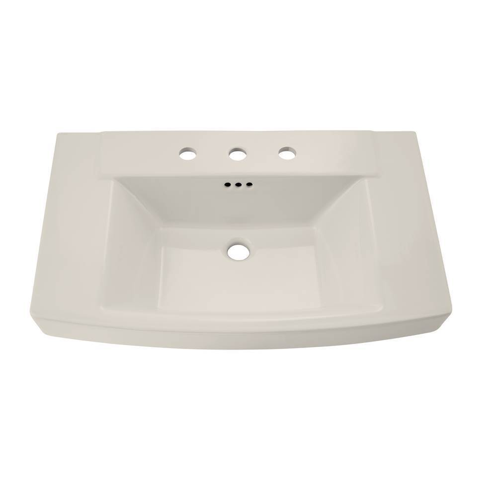 American Standard Canada Vessel Only Pedestal Bathroom Sinks item 0328008.222