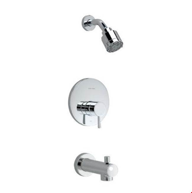 American Standard Canada  Tub And Shower Faucets item T064552.295