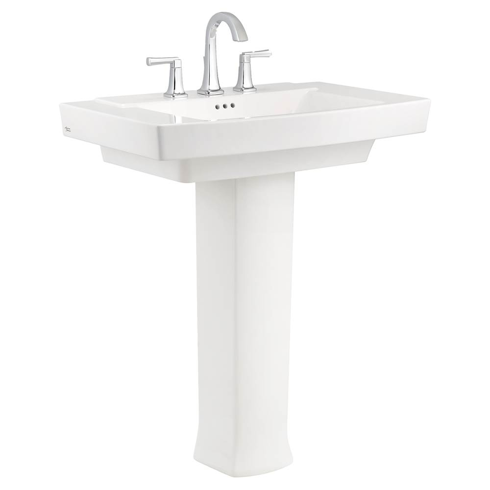 American Standard Canada Vessel Only Pedestal Bathroom Sinks item 0328800.020