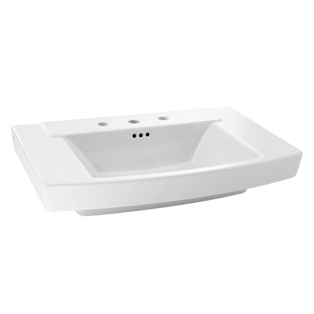 American Standard Canada Vessel Only Pedestal Bathroom Sinks item 0328008.020
