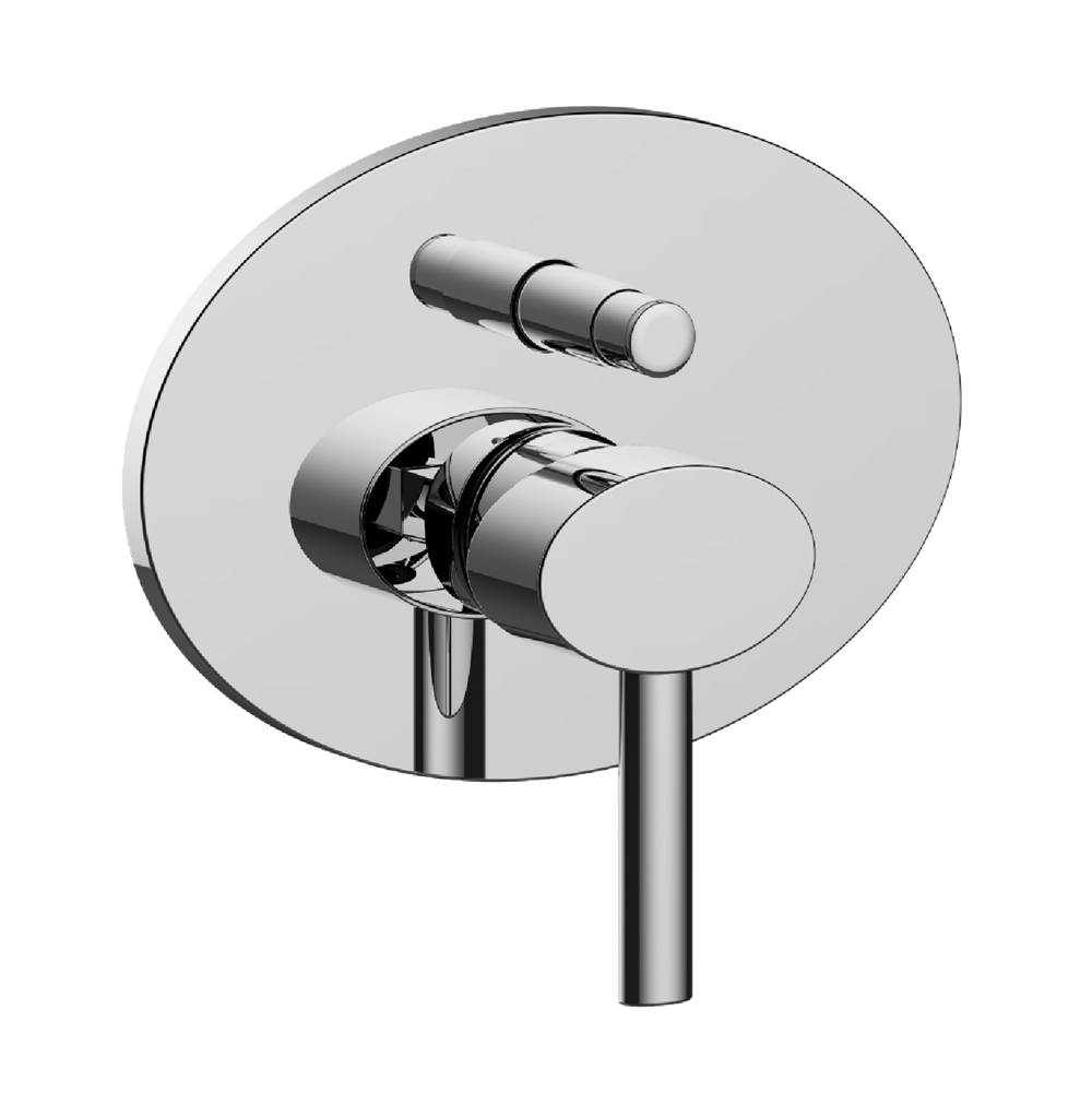 BARiL Pressure Balance Trims With Integrated Diverter Shower Faucet Trims item B14-9160-00-**