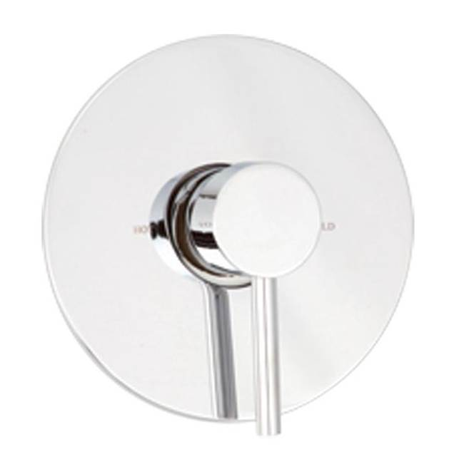 BARiL Pressure Balance Trims With Integrated Diverter Shower Faucet Trims item B66-9100-01-NN