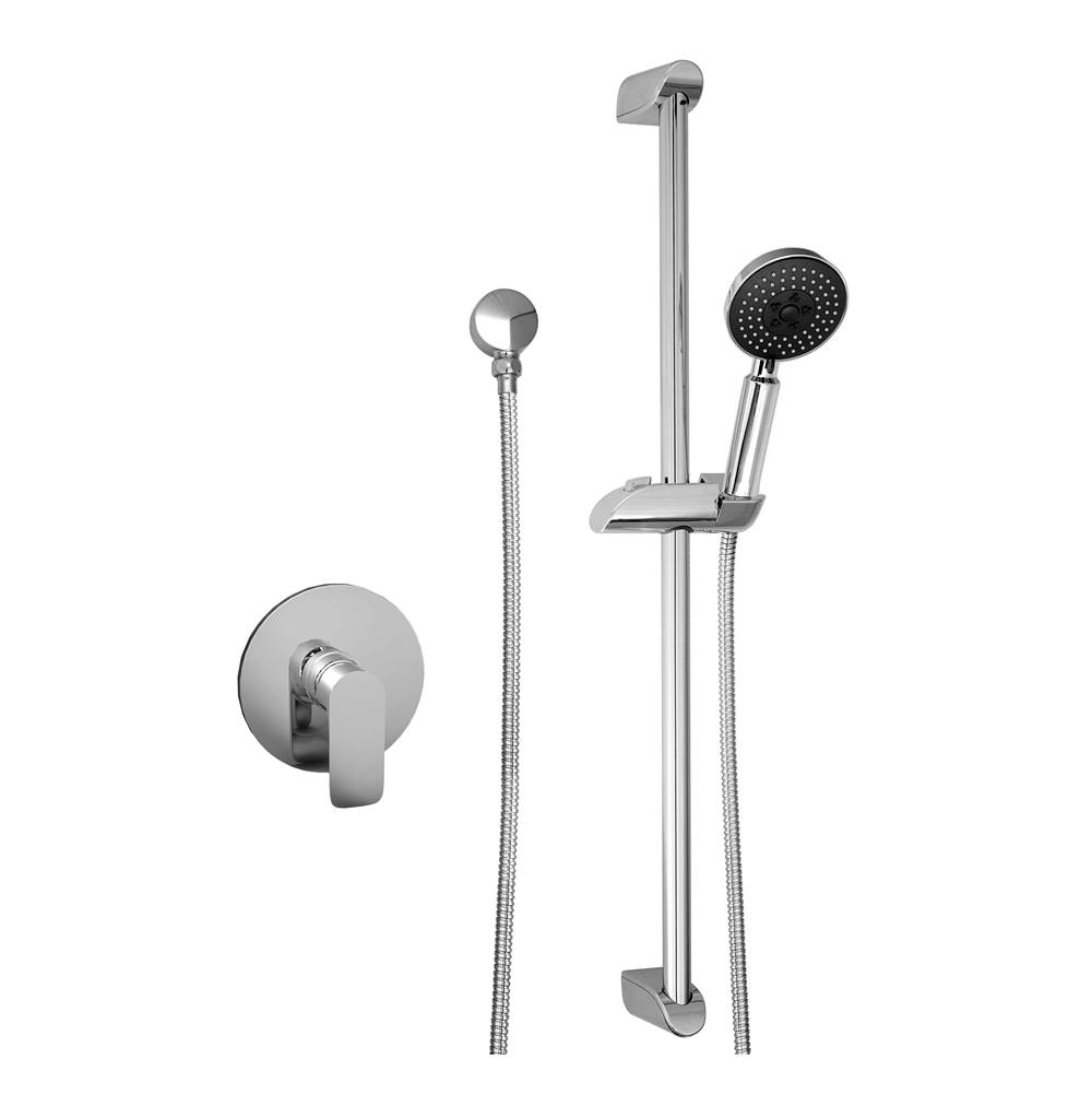 BARiL Pressure Balance Trims With Integrated Diverter Shower Faucet Trims item PRO-2100-45-NN