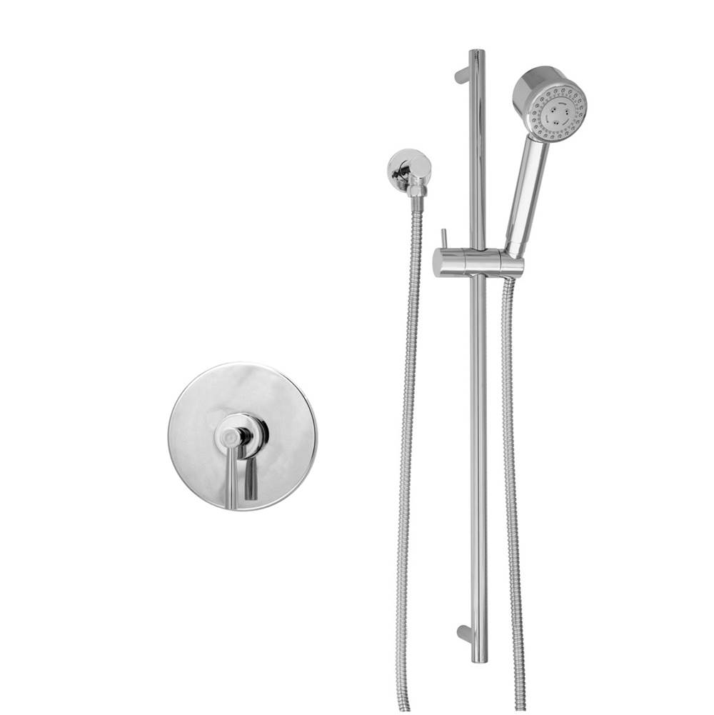 BARiL Pressure Balance Trims With Integrated Diverter Shower Faucet Trims item PRO-2100-77-NN