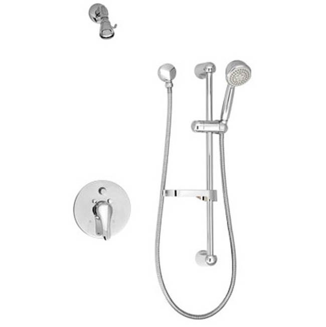 BARiL Pressure Balance Trims With Integrated Diverter Shower Faucet Trims item PRO-2400-67-NN