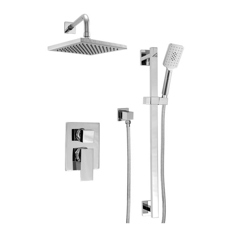 BARiL Pressure Balance Trims With Integrated Diverter Shower Faucet Trims item PRO-2802-95-**
