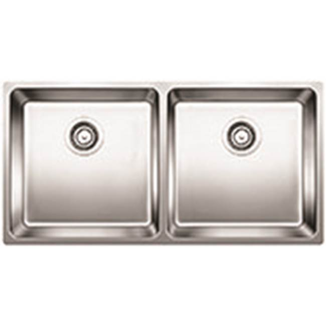Blanco zerox 700 u stainless steel undermount sink - Request Your Price Click Here 401334 Brand Blanco Canada Andano U 2 Stainless Steel