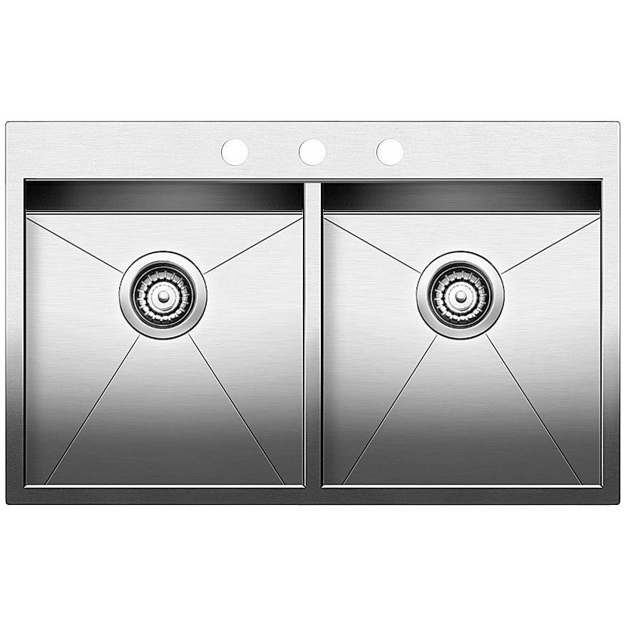 Blanco Canada Drop In Kitchen Sinks item 401646