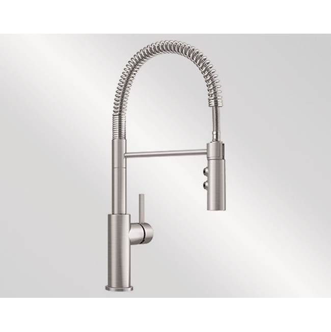 Faucets Kitchen Faucets Steel | The Water Closet - Etobicoke ...