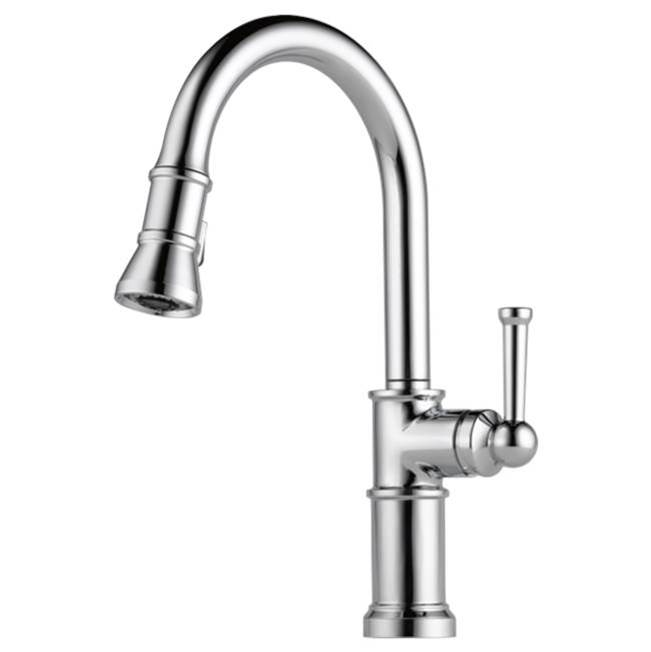 Brizo Canada Single Hole Kitchen Faucets item 63025LF-PC