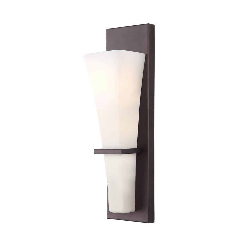 Canarm one light vanity bathroom lights item ivl238b01orb