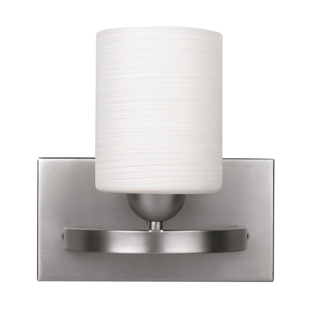 Canarm one light vanity bathroom lights item ivl370a01bpt