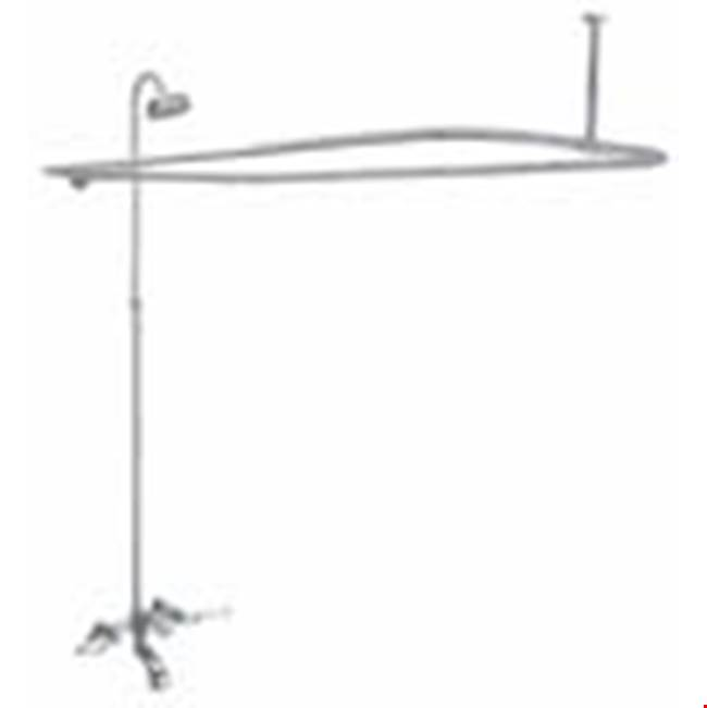 Clawfoot Design  Tub And Shower Faucets item 2800CSA