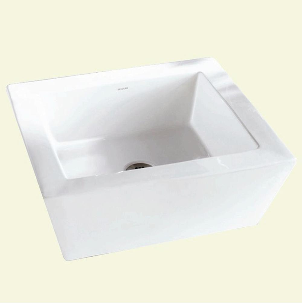 Decolav  Bathroom Sinks item 1432-CWH
