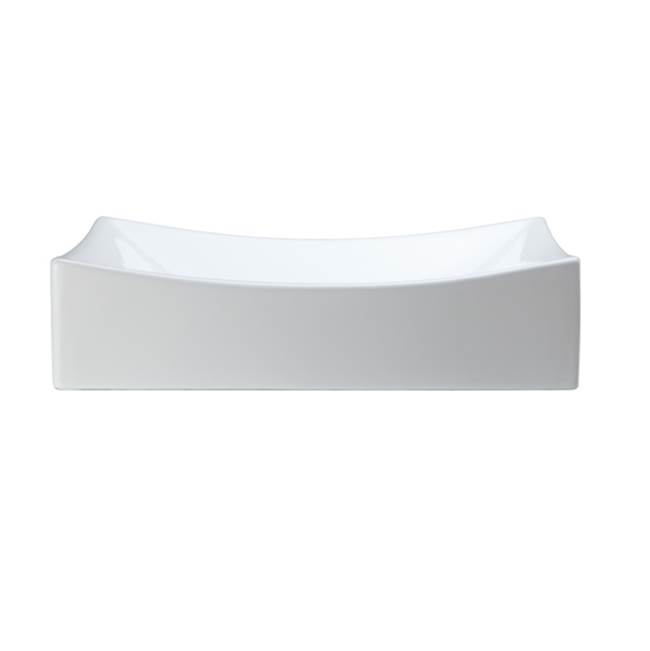 Decolav Vessel Bathroom Sinks item 1446-CWH