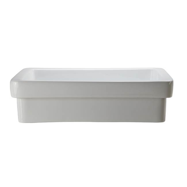 Decolav Drop In Bathroom Sinks item 1453-CWH