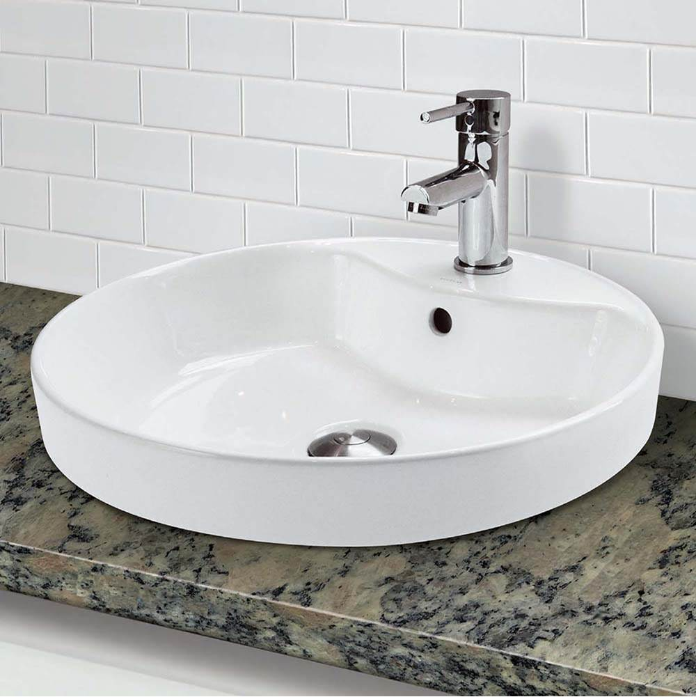 Decolav  Bathroom Sinks item 1490-CWH
