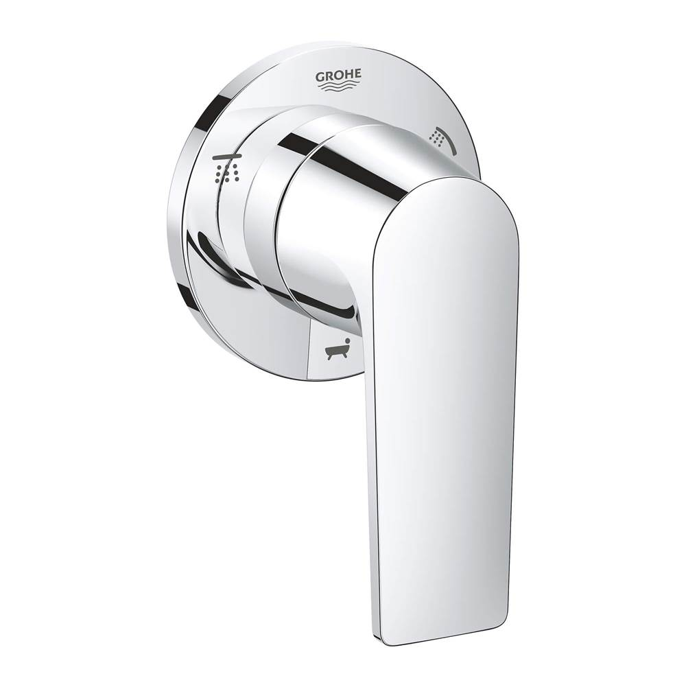 Grohe Exclusive Diverter Trims Shower Components item 29301000