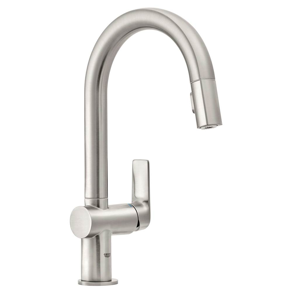 Grohe Exclusive Pull Down Faucet Kitchen Faucets item 30377DC0
