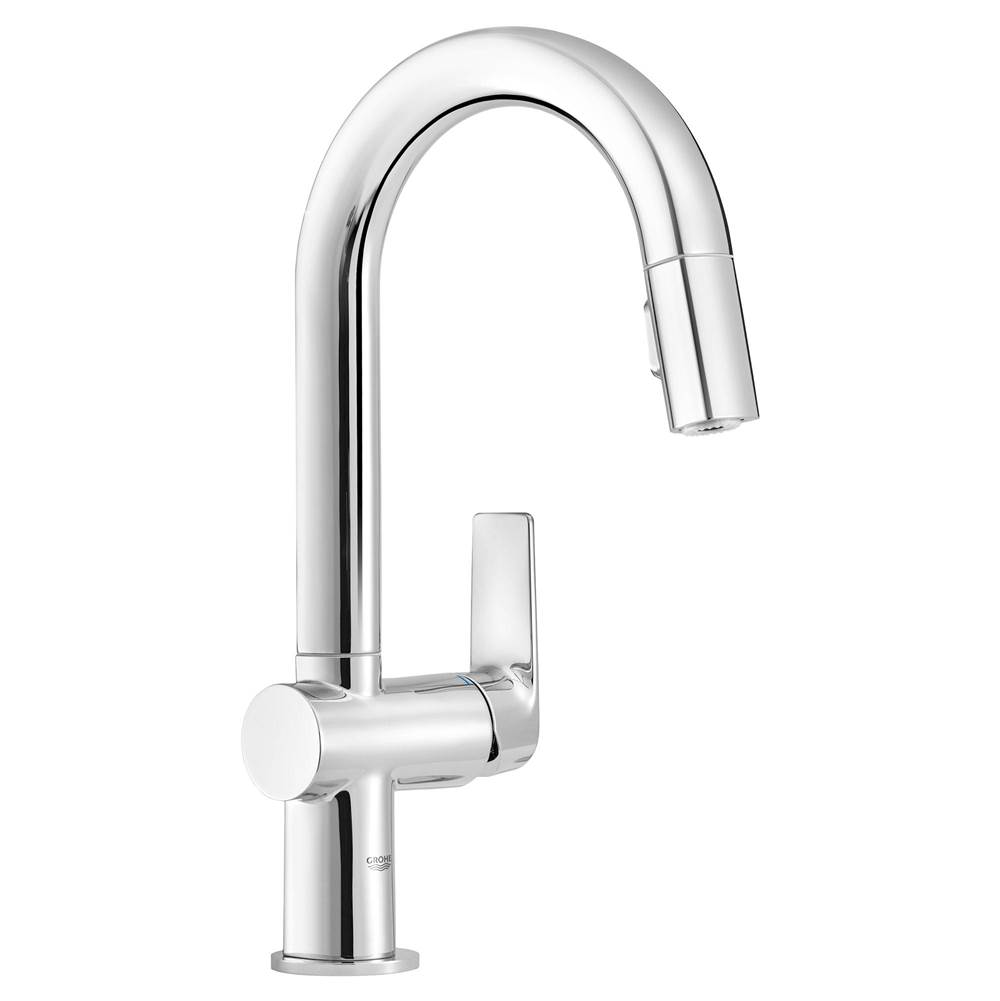 Grohe Exclusive Pull Down Bar Faucets Bar Sink Faucets item 30378000