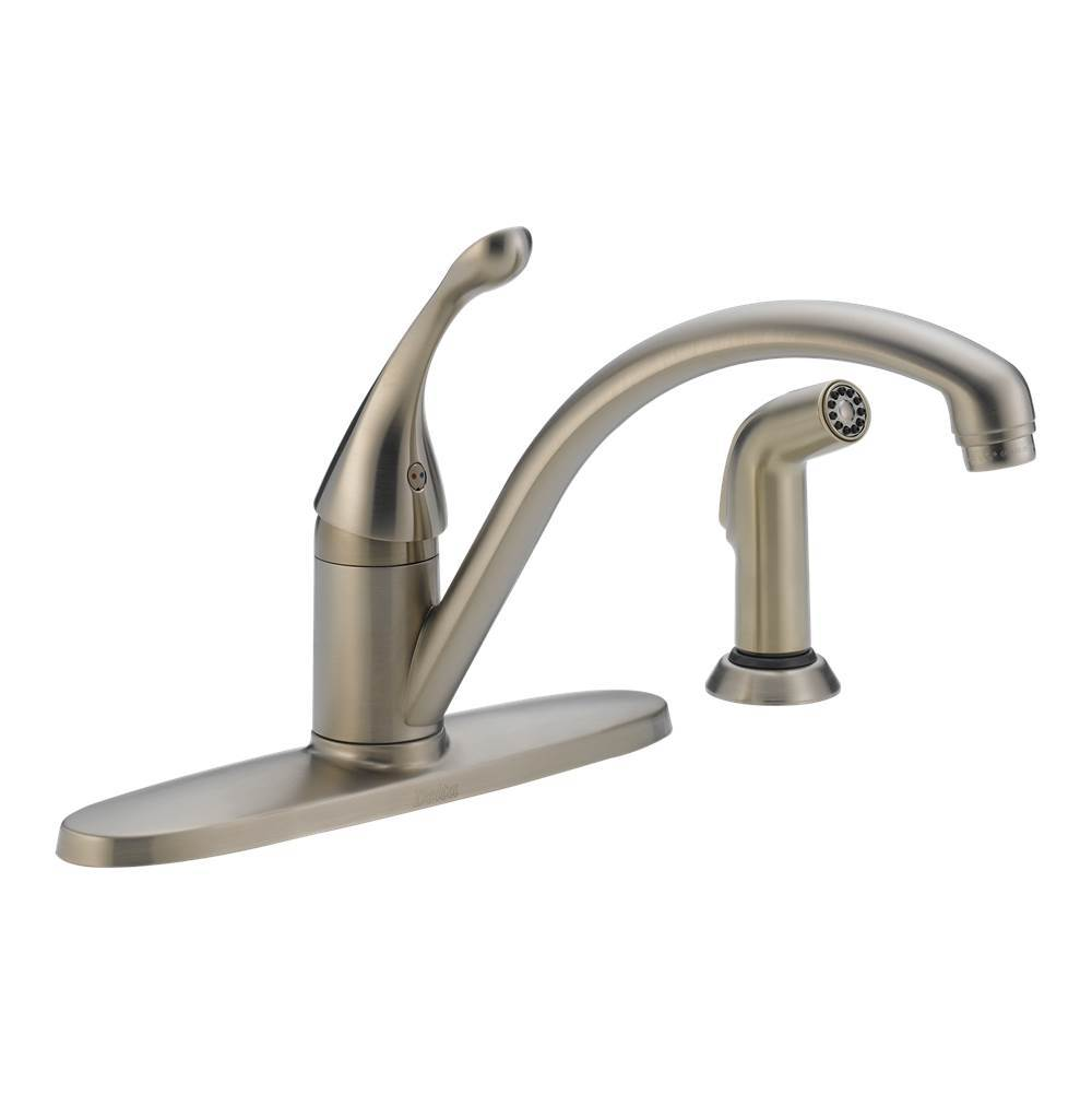 vessel chrome nyla shop delta pd watersense faucet bathroom drain included handle