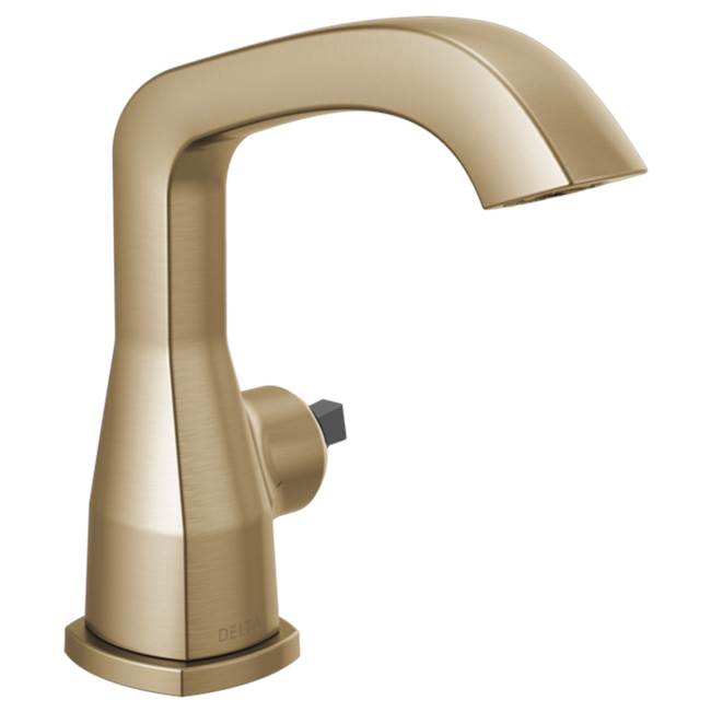 Delta Canada Single Hole Bathroom Sink Faucets item 576-CZMPU-LHP-DST