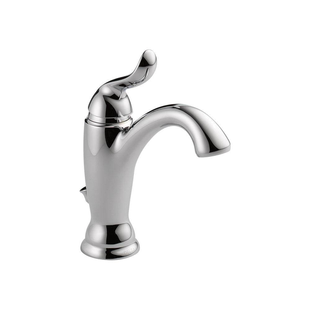 Delta Canada Single Hole Bathroom Sink Faucets item 594-MPU-DST