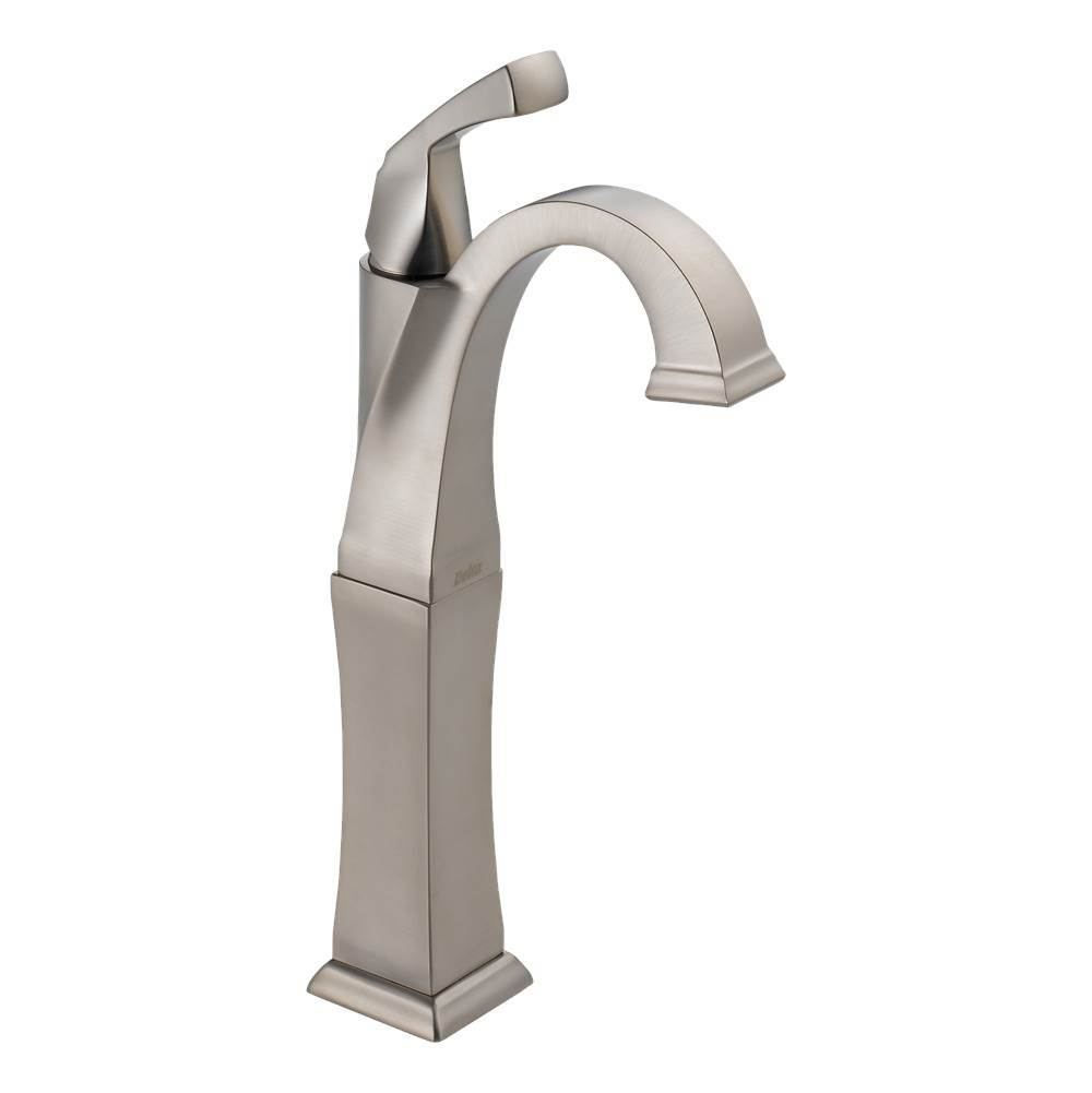 Delta Canada Vessel Bathroom Sink Faucets item 751-SS-DST