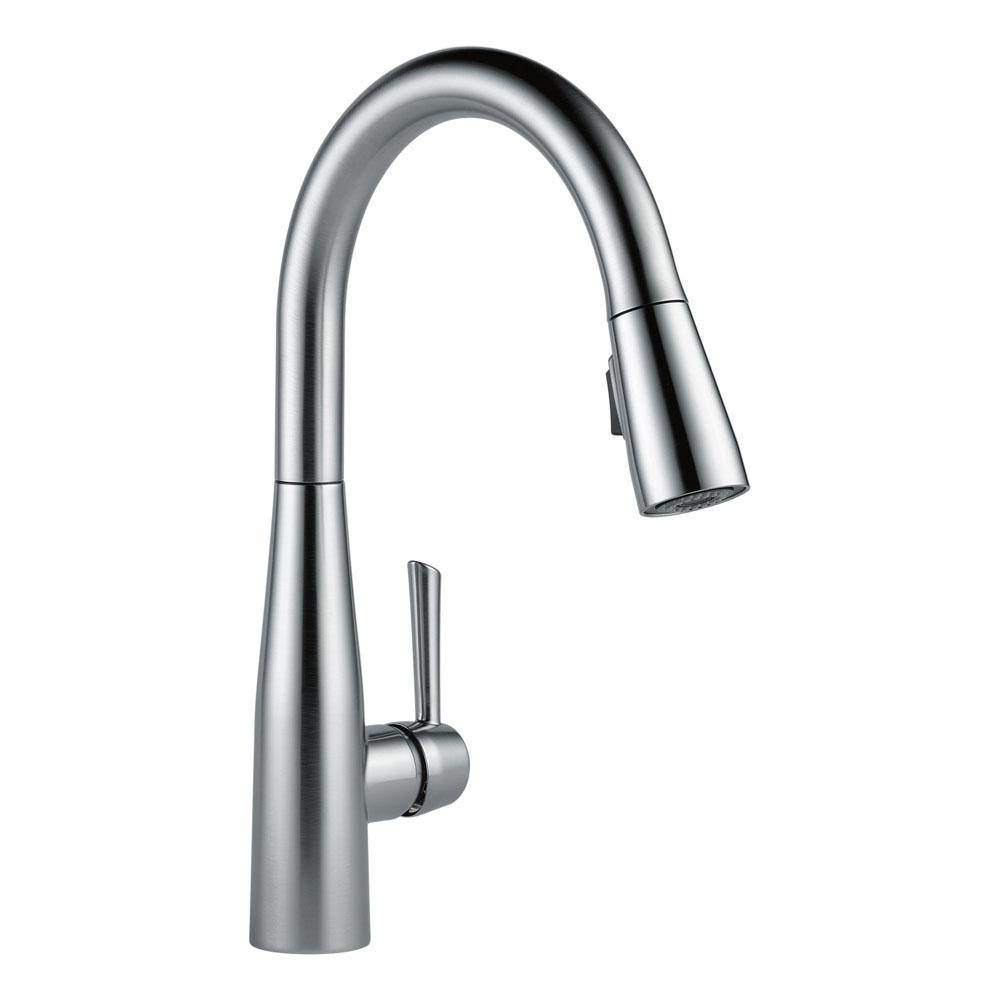 Delta Canada Single Hole Kitchen Faucets item 9113-AR-DST