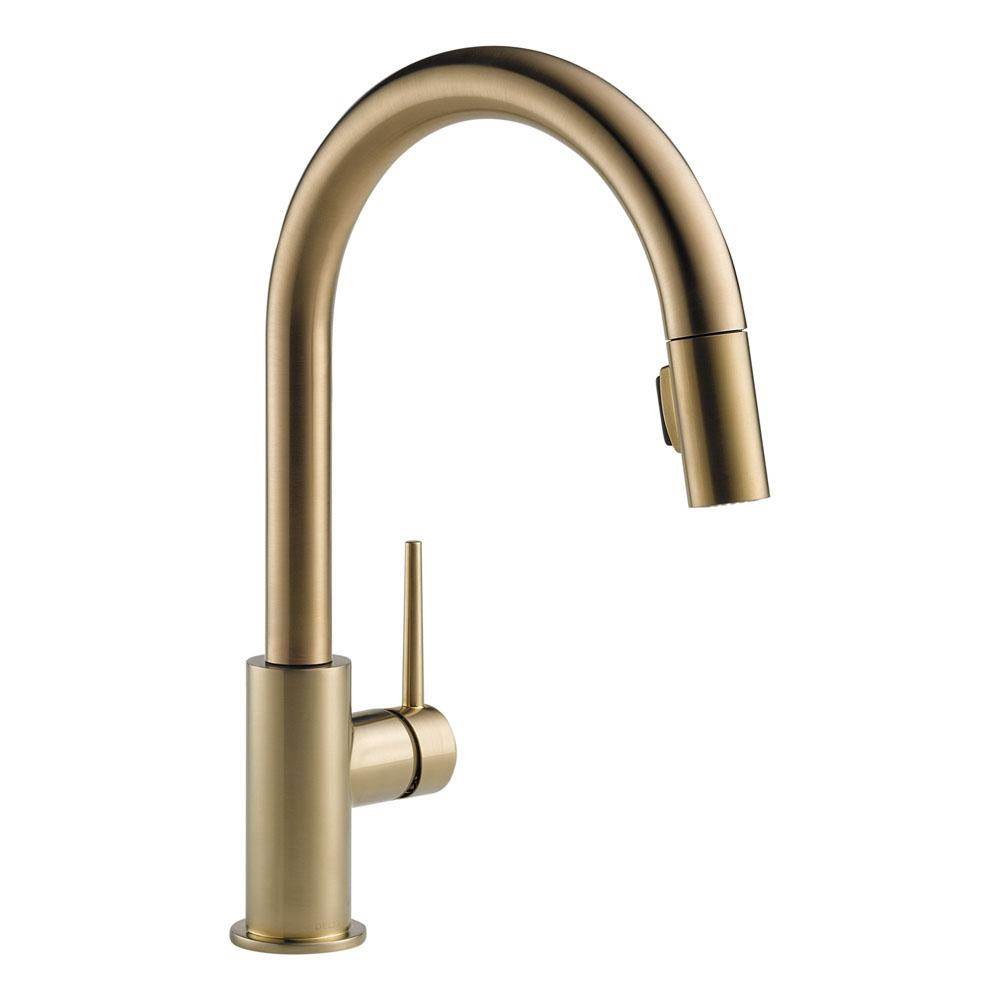 Delta Canada Faucets Kitchen Faucets Trinsic | The Water Closet ...
