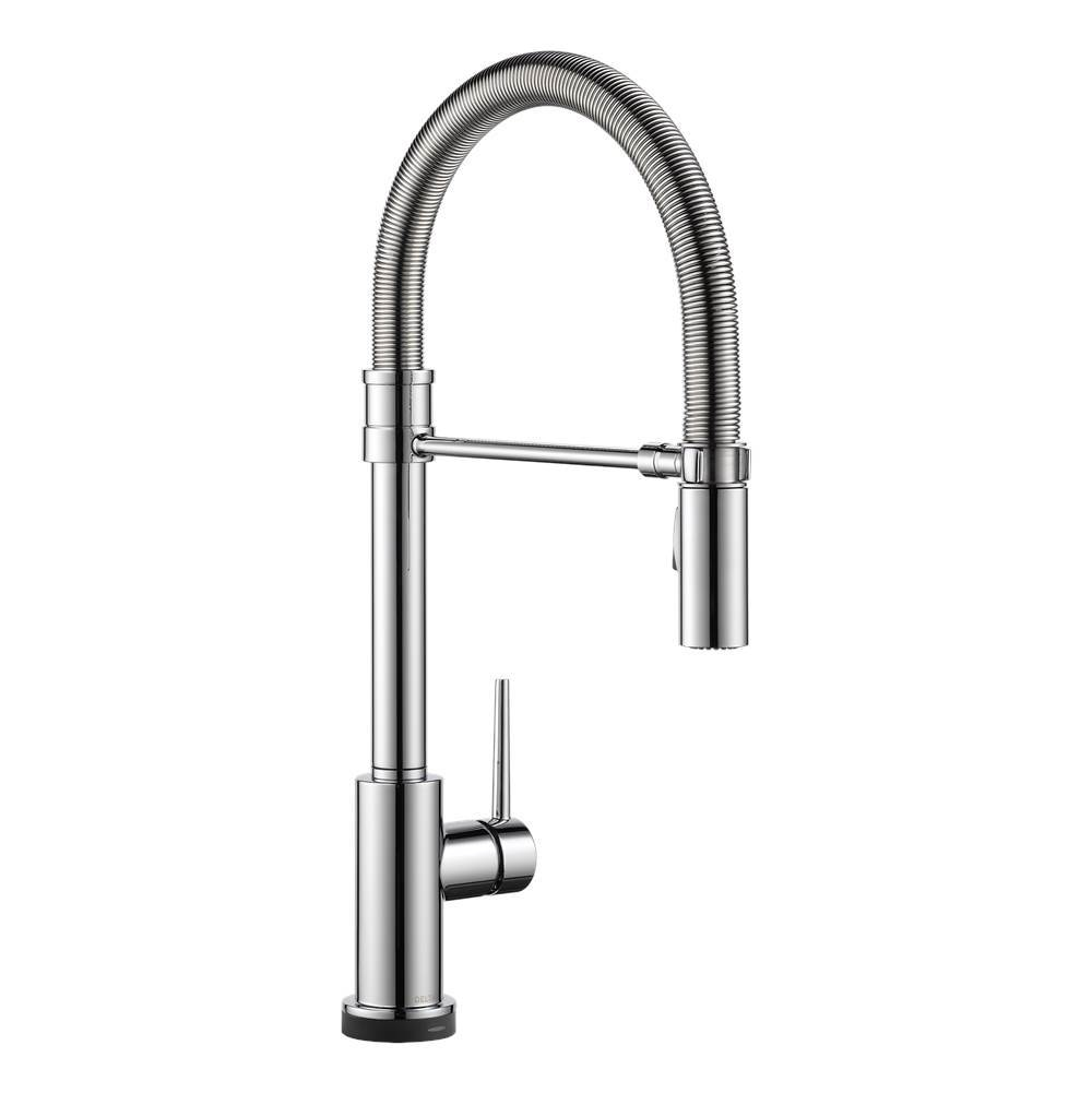 Delta Canada Single Hole Kitchen Faucets item 9659T-DST