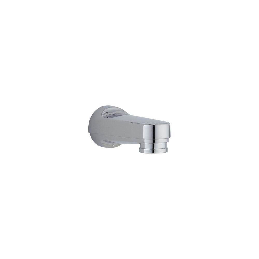 spout delta lowes tub com diverter at with faucet chrome pd shop