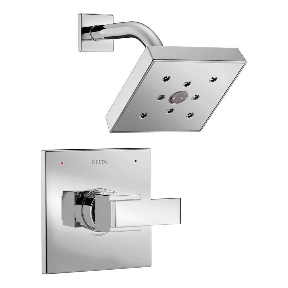 vero handle in faucet centreset delta spotshield canada spray home faucets bathroom en p shower chrome depot everly inch the