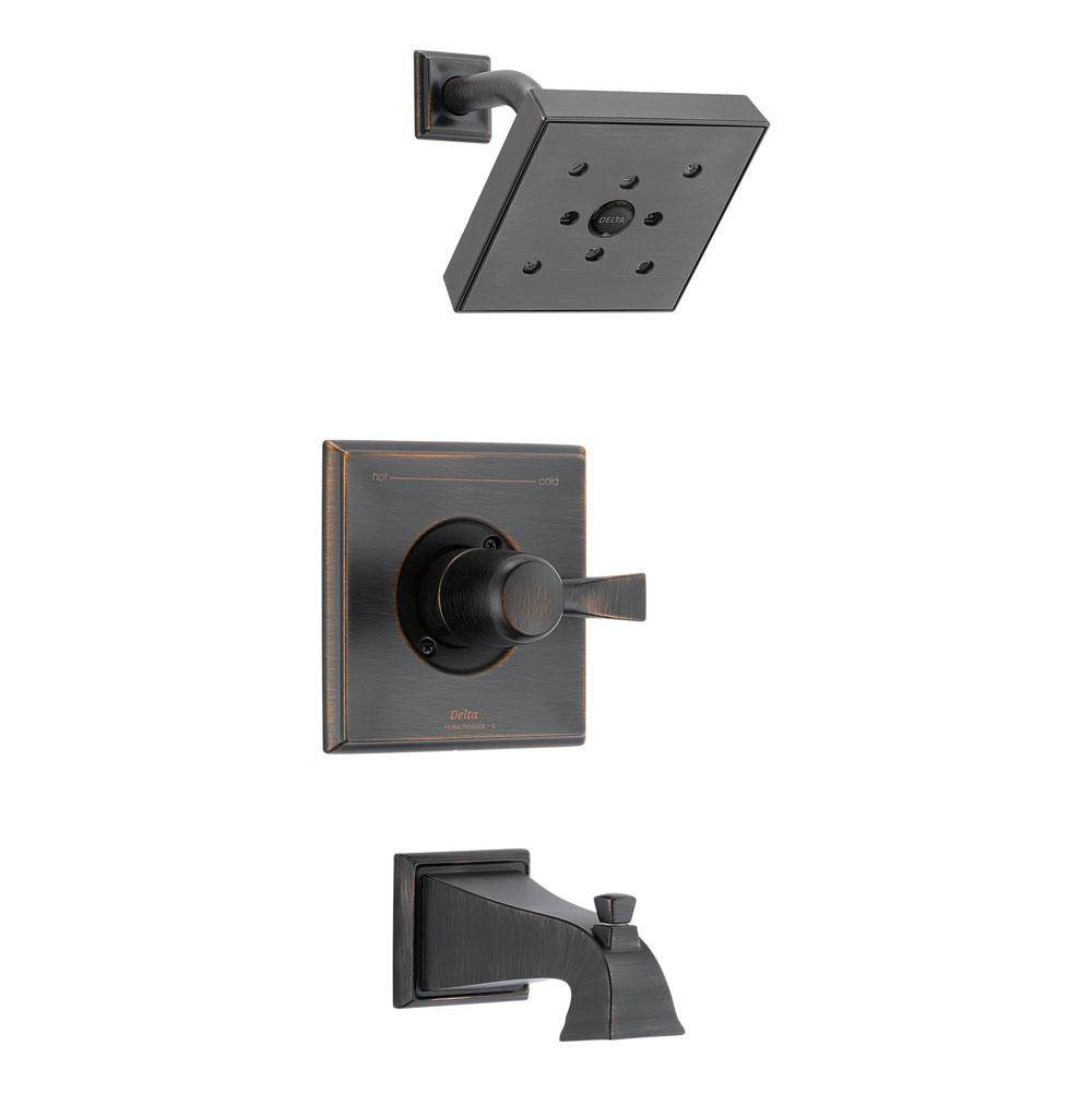 Delta Canada  Tub And Shower Faucets item T14451-RBH2O